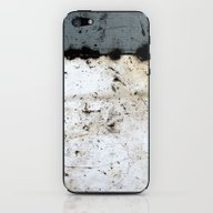 Scratched Up Metal iPhone & iPod Skin