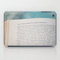 Monuments Historiques iPad Case