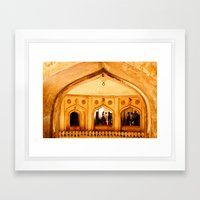 Charminar Framed Art Print