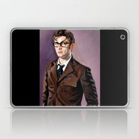 The Tenth Doctor Laptop & iPad Skin