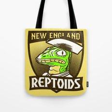 Reptoids Tote Bag