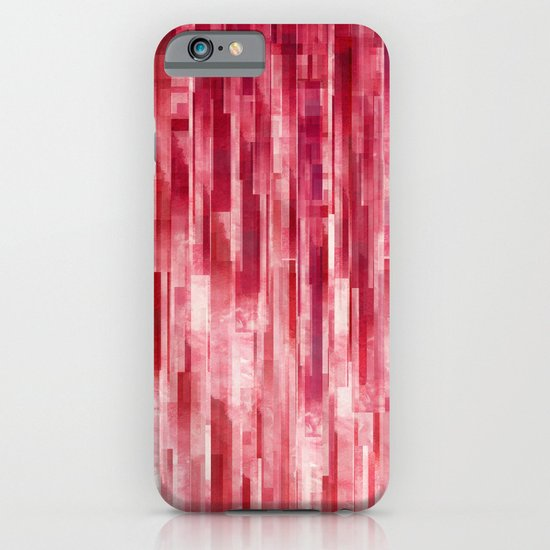 Red Rain iPhone & iPod Case