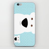 Winter - Polar Bear 2 iPhone & iPod Skin
