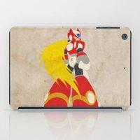 I'm a Maverick (Hunter) (Megaman Zero) iPad Case