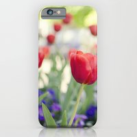 iPhone & iPod Case featuring Welcome spring by Ana Guisado