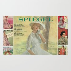 1957 Spring/Summer Catalog Cover Rug