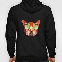 this is a cat. Hoody
