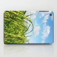Ripe Rice iPad Case