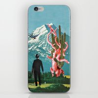Fellowship of the Opposites iPhone & iPod Skin