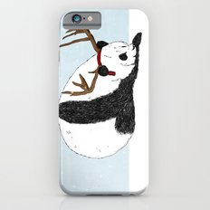 Festive Panda iPhone 6s Slim Case