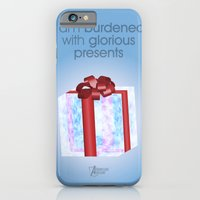I am burdened with glorious presents iPhone 6 Slim Case