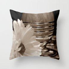 OSTERN - SEPIA Throw Pillow