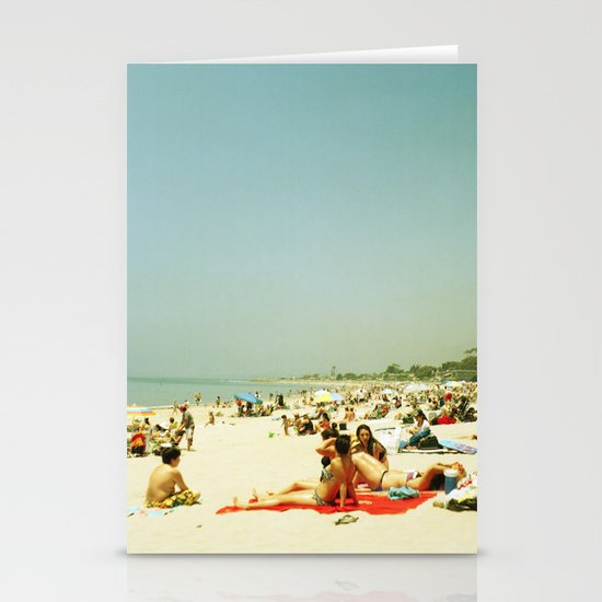 Summer Sun Stationery Card