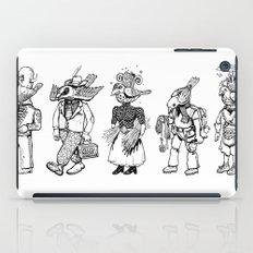 Birdheaded People iPad Case
