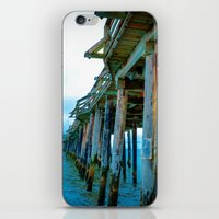Capitola Pier iPhone & iPod Skin