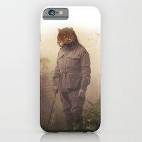 Jungle Jaguar iPhone 6 Slim Case