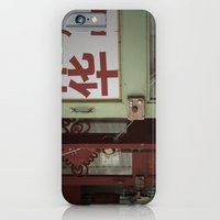 iPhone & iPod Case featuring Focal Vending by bknyn