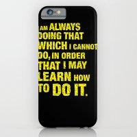 Do it. iPhone 6 Slim Case