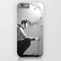 iPhone & iPod Case featuring B&W No.9 by Art is Vast