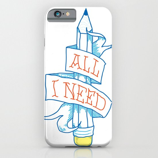 All I need iPhone & iPod Case