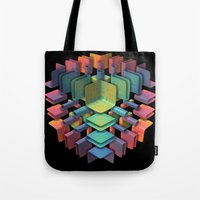 Together, Separately Tote Bag
