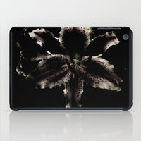 Dark Lily iPad Case