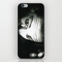 Gettin' Ready iPhone & iPod Skin