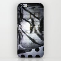 Pouting iPhone & iPod Skin