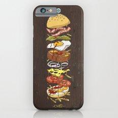 Burger iPhone 6s Slim Case