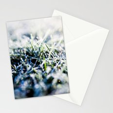 Frosty Morning 1 Stationery Cards