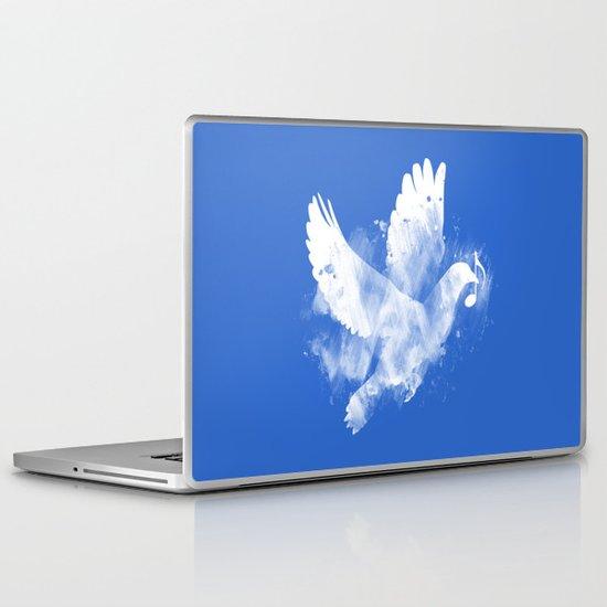 Bring Me Peace Laptop & iPad Skin