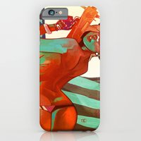 iPhone & iPod Case featuring Squeeze by chuma hill
