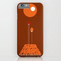 iPhone & iPod Case featuring A New Hope by IIIIHiveIIII