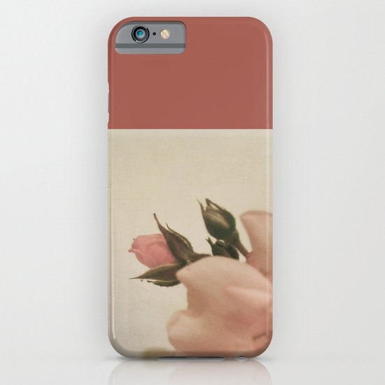 Floral Variations No. 1 iPhone & iPod Case