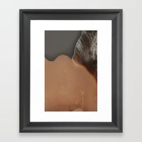 Pure Chemistry 09 Framed Art Print