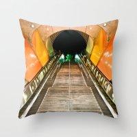 NOHO Metro Throw Pillow