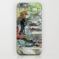 Birds On A Beach With Lo… iPhone 6 Slim Case