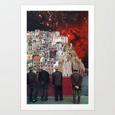 paloma Art Print