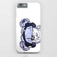"""iPhone & iPod Case featuring """"Pirate Radio"""" by Holly Lynn Clark"""