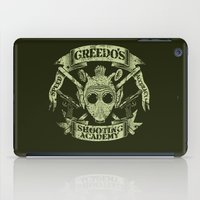 Greedo's Shooting Academy - Star Wars iPad Case