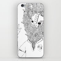 Self iPhone & iPod Skin