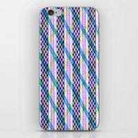 Isometric Harlequin #2 iPhone & iPod Skin