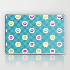 Bright lipstick Laptop & iPad Skin
