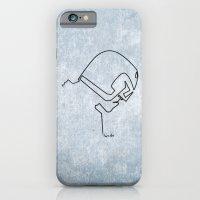 One Line Dredd iPhone 6 Slim Case