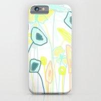 Mix Of Flowers iPhone 6 Slim Case