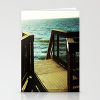 Seaside Dreaming Stationery Cards