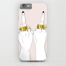 Boy bye iPhone 6 Slim Case