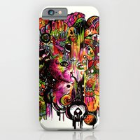 Amygdala Malfunction iPhone 6 Slim Case
