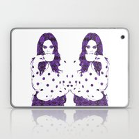 Tea Cup: Coco Rocha Laptop & iPad Skin