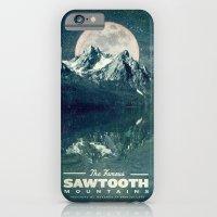 Sawtooths: Stanley Lake iPhone 6 Slim Case
